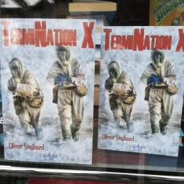 Termination -X Oliver Švajkard